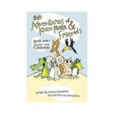 The Adventures of Koco Koala & Friends: Book One: Cuisin' with Cameron - Carte in engleza