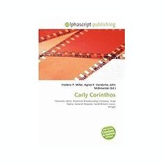 Carly Corinthos - Carte in engleza