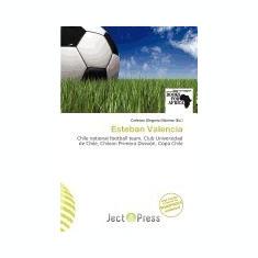 Esteban Valencia - Carte in engleza