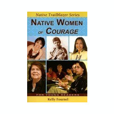 Native Women of Courage - Carte in engleza