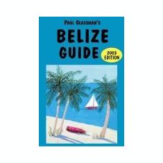 Belize Guide - Carte in engleza