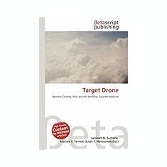 Target Drone - Carte in engleza
