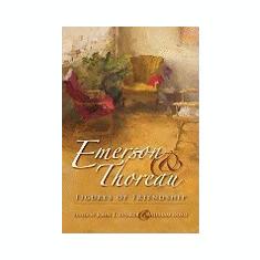 Emerson & Thoreau: Figures of Friendship - Carte in engleza