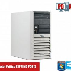 Calculator FUJITSU P5915 E6320 1.86 GHz DDR2 2048 MB HDD 80 GB - Sisteme desktop fara monitor, Intel Core 2 Duo, 1501- 2000Mhz, 2 GB, 40-99 GB, LGA775