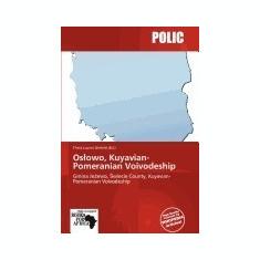 OS Owo, Kuyavian-Pomeranian Voivodeship - Carte in engleza