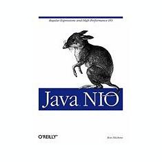 Java Nio - Carte in engleza