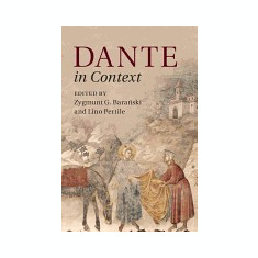 Dante in Context - Carte in engleza