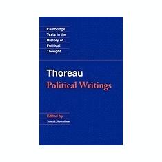 Thoreau: Political Writings - Carte in engleza