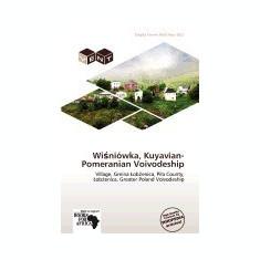 Wi Ni Wka, Kuyavian-Pomeranian Voivodeship - Carte in engleza