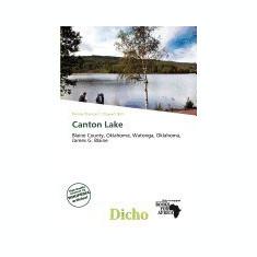 Canton Lake - Carte in engleza