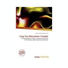 Ling Yen Mountain Temple - Carte in engleza