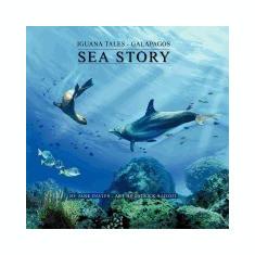 Iguana Tales - Galapagos: Sea Story - Carte in engleza