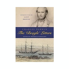 Charles Darwin: The Beagle Letters - Carte in engleza