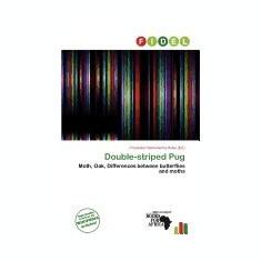 Double-Striped Pug - Carte in engleza