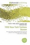 1932 New York Yankees Season