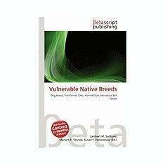 Vulnerable Native Breeds - Carte in engleza