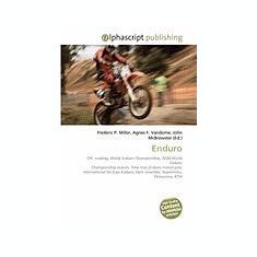 Enduro - Carte in engleza