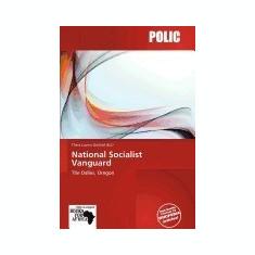 National Socialist Vanguard - Carte in engleza