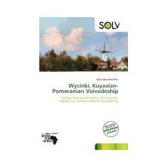 Wycinki, Kuyavian-Pomeranian Voivodeship - Carte in engleza