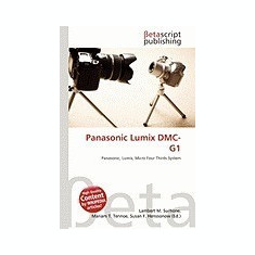 Panasonic Lumix DMC-G1 - Carte in engleza