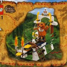 LEGO 7411 Tygurah's Roar