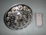 Lampa BEC cu telecomanda + acumulatori Litiu Ion cu incarcare in dulie