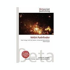 NASA Pathfinder - Carte in engleza