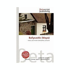 Ballycastle (Mayo) - Carte in engleza
