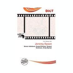 Jeremy Dyson - Carte in engleza