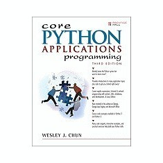 Core Python Applications Programming - Carte in engleza