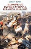 European International Relations, 1648-1815