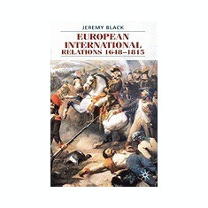 European International Relations, 1648-1815 - Carte in engleza