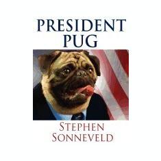 President Pug - Carte in engleza