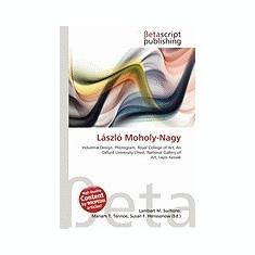 Laszlo Moholy-Nagy - Carte in engleza