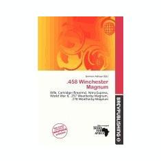 .458 Winchester Magnum - Carte in engleza