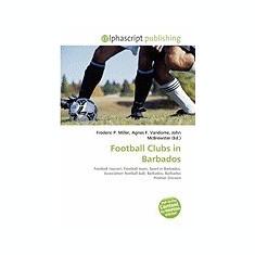 Football Clubs in Barbados - Carte in engleza