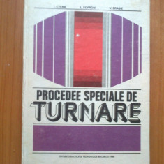 N7 Procedee Speciale De Turnare - I. Chira L.Sofroni V. Brabie