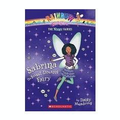 Night Fairies #7: Sabrina the Sweet Dreams Fairy: A Rainbow Magic Book - Carte in engleza