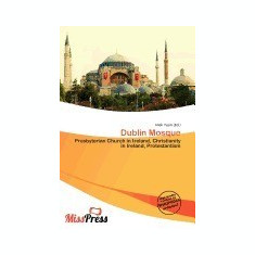 Dublin Mosque - Carte in engleza