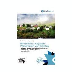 W O Cib Rz, Kuyavian-Pomeranian Voivodeship - Carte in engleza