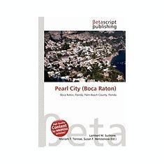 Pearl City (Boca Raton) - Carte in engleza
