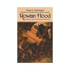 Rowan Hood, Outlaw Girl of Sherwood Forest - Carte in engleza