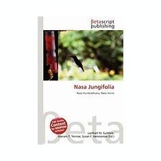 NASA Jungifolia - Carte in engleza