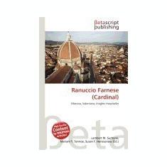 Ranuccio Farnese (Cardinal) - Carte in engleza