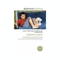 Yorkshire Terrier - Carte in engleza