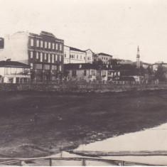 DOBROGEA, TURTUCAIA, PORTUL - Carte Postala Dobrogea dupa 1918, Necirculata, Fotografie