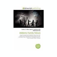 Addams Family Values - Carte in engleza