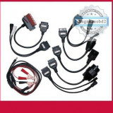 Set cabluri adaptoare masini autoturisme  pt. tester auto Delphi CDP cablu OBD2
