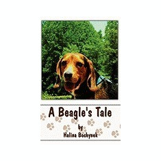 A Beagle's Tale - Carte in engleza