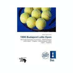 1996 Budapest Lotto Open - Carte in engleza